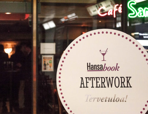 HansaBook Afterwork