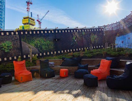 2019 Big Brother -talo ekologisuuden ja kierrätettävyyden teemalla