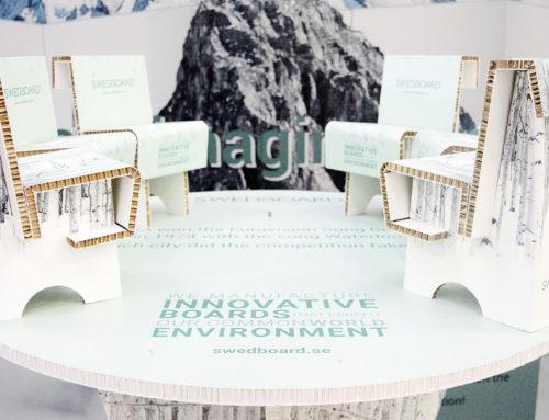 Swedboardin innovatiiviset levymateriaalit Hansaprintiltä